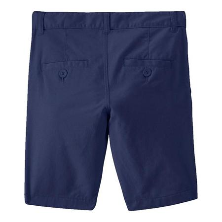Kids Petit Bateau Chino Shorts - Navy Blue
