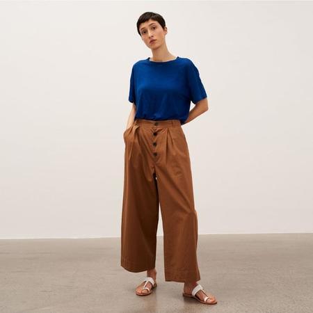 Polder Woman Aorie Pants - Toffee Brown