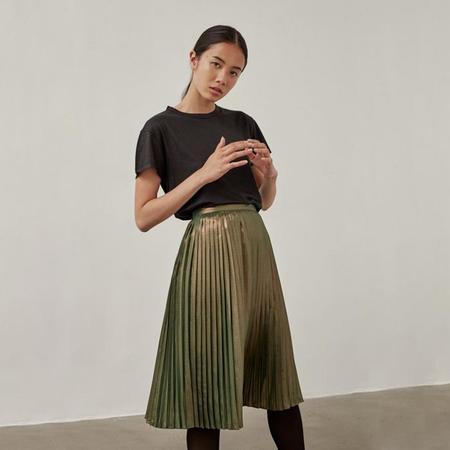 Polder Rem Skirt - Green