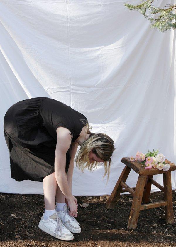 Matta NY Matta Circle Dress + Slip - Black