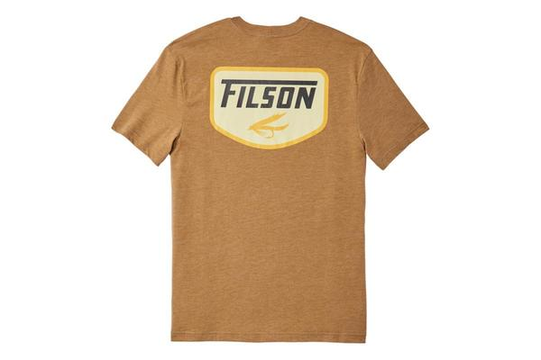 Filson Buckshot T shirt - Olive Drab Heather