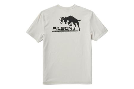 Filson Buckshot T shirt - Tan Heather