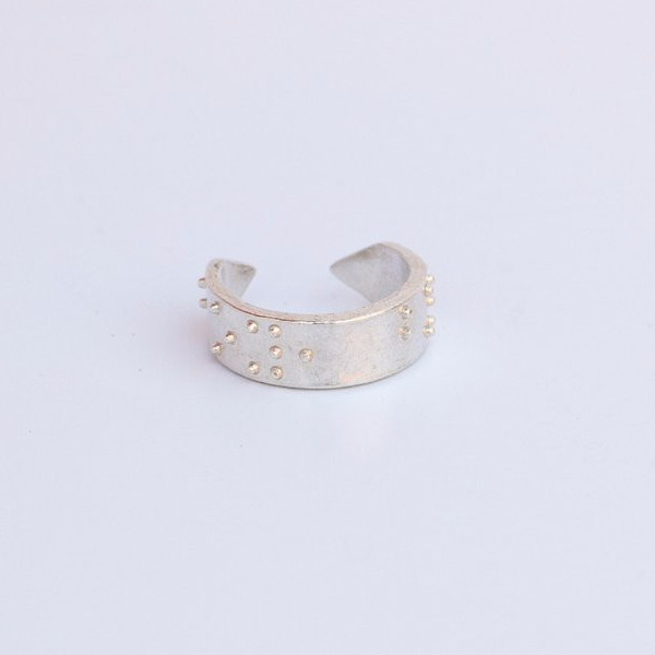 Covet + Keep Page Ring
