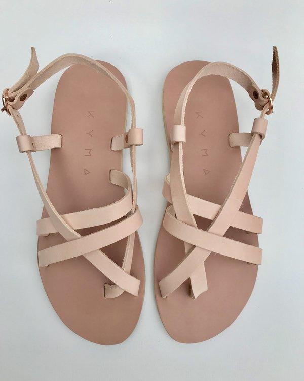 KYMA Elafonisos Sandals - Blush