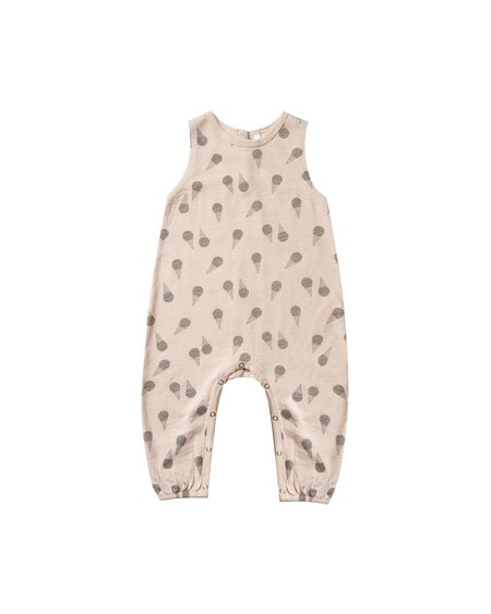 Kids Rylee + Cru Mills Jumpsuit - Ice Cream