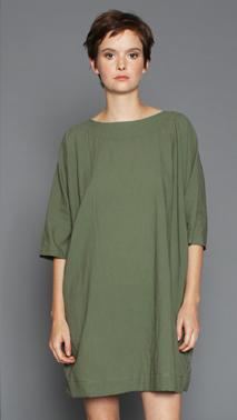 Uzi NYC Sage Now Dress