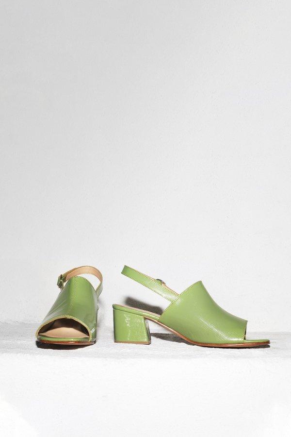 No.6 Leah Sandal - Pistachio