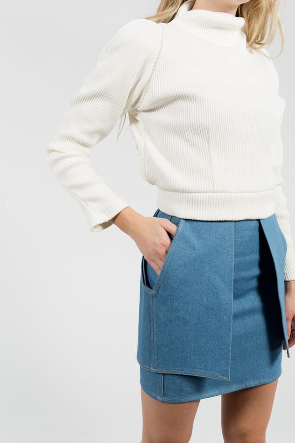 Eckhaus Latta Pocket Skirt