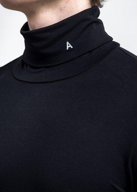 Ambush Logo Turtleneck - Black