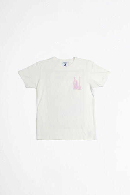 Tacoma Fuji Records La dentiste t-shirt - white