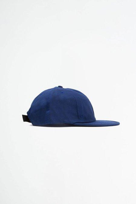 Headwraps Wax six panel cap - blue
