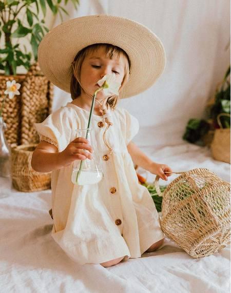 Figge Kids Exclusive Organic Dress