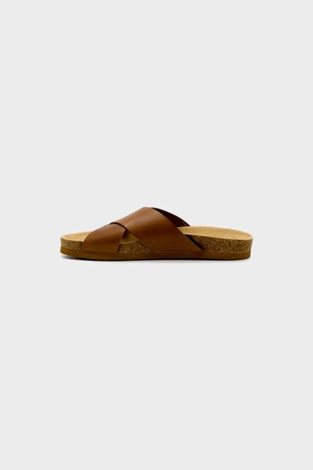 A.P.C. Sandals - Sable