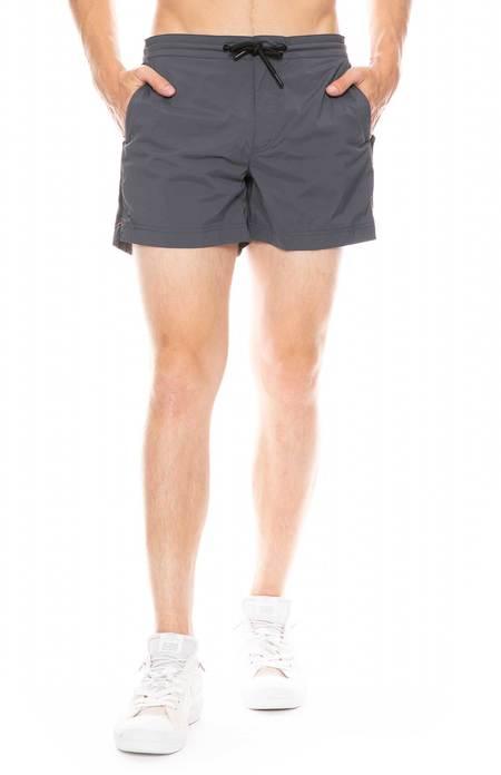 Orlebar Brown Setter Sport Swim Shorts - EBONY/BLACK
