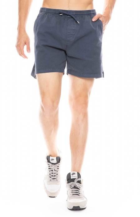 Schnayderman's Garment Dyed Shorts - MOOD INDIGO