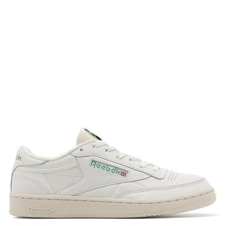 Reebok Club C 1985 TV Sneaker - Chalk/Paperwhite