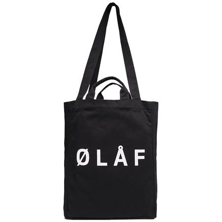 Olaf Hussein Tote Bag - Black