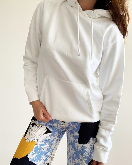 Colorful Standard Perfect Hoody - White