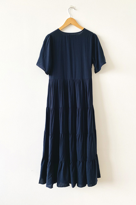 Rita Row Pia Dress - Navy