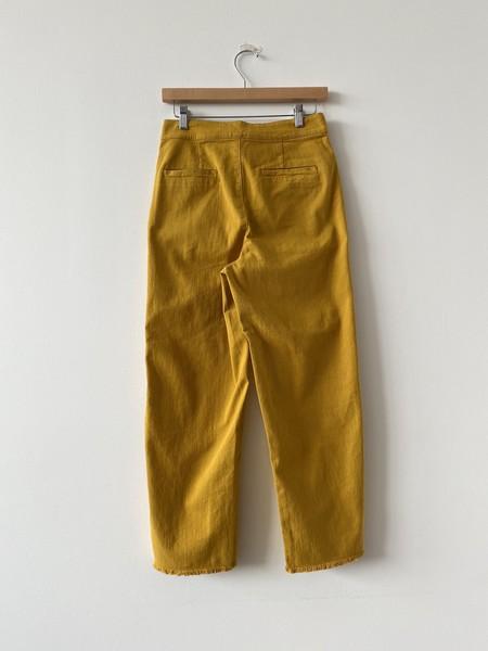 Rita Row Enna Jeans - Mustard
