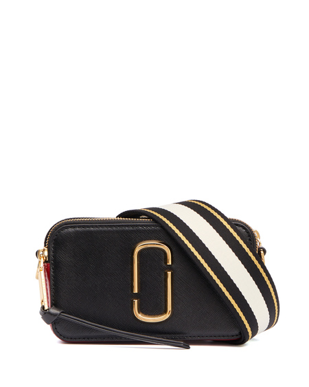 Marc Jacobs Snapshot Leather Bag - Multicolor