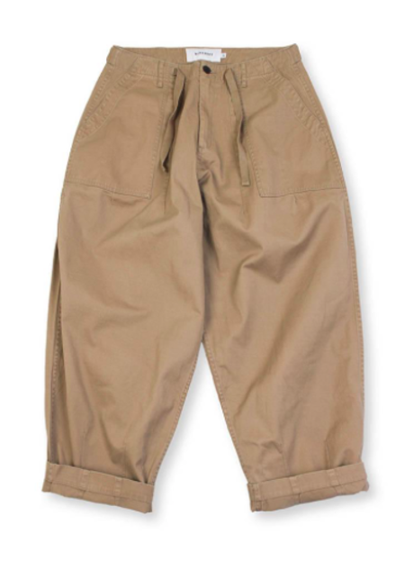 Workware Heritage Clothing Baker Balloon Pants - Khaki