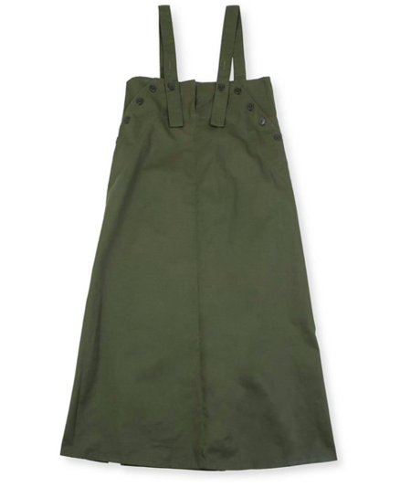Workware Heritage Clothing Uniform Dress - Green