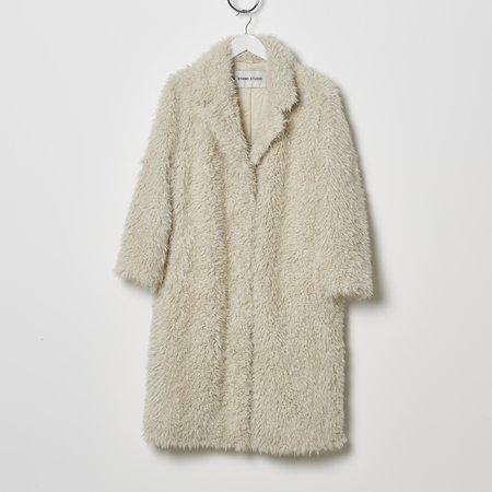 Stand Studio Nicoletta Coat - Ivory