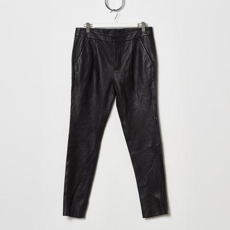 Stand Studio Avery Leather Pants