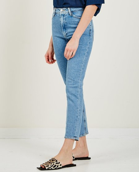 SPRWMN Rosa Skinny Straight Leg Jean - ROSA