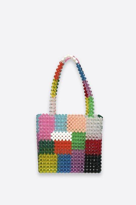 Susan Alexandra Beaded Ash Bag