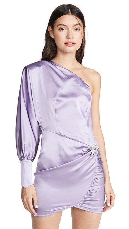 Retrofete Drisana Dress - Lilac