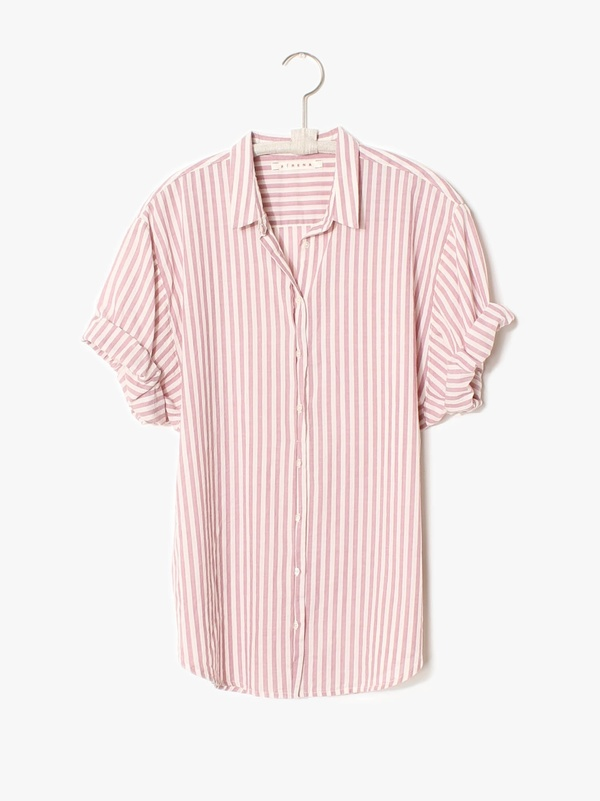 Xirena Channing Shirt - Cabana Stripe