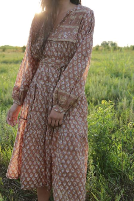 Nani Pani Sandalwood Dress