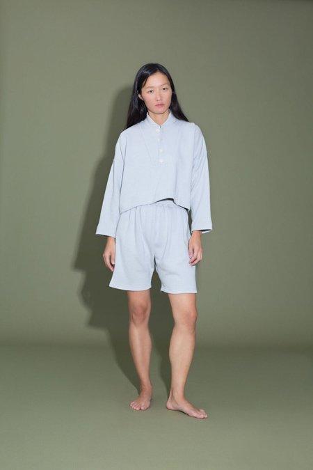 Ilana Kohn Ki Mini Shirt - Cloud