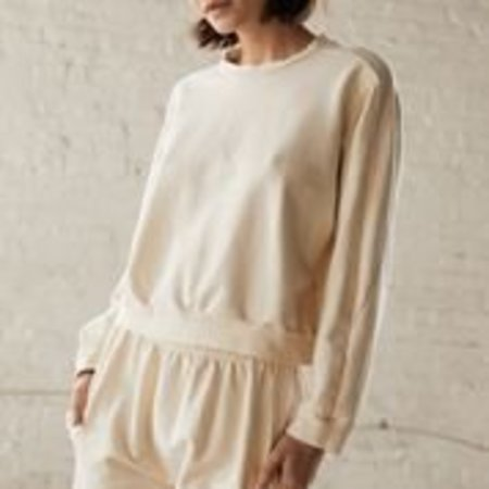 Wol Hide Easy Sweatshirt - Natural