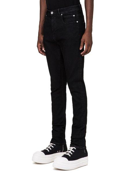 Rick Owens Detroit Jeans - Black