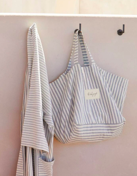 The Beach People Upcycled Tote