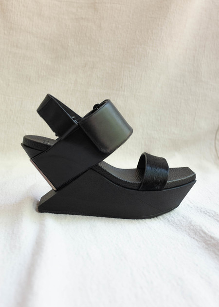 United Nude Delta Wedge - Black