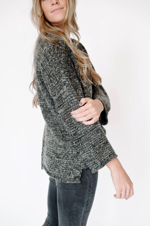 Sunday Supply Co. Bell Sleeve Pullover