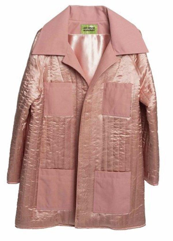 Michons Marigot Puffer - Pretty Pink