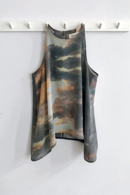 Ursa Minor Studio Lucy Tank - Cloud Print