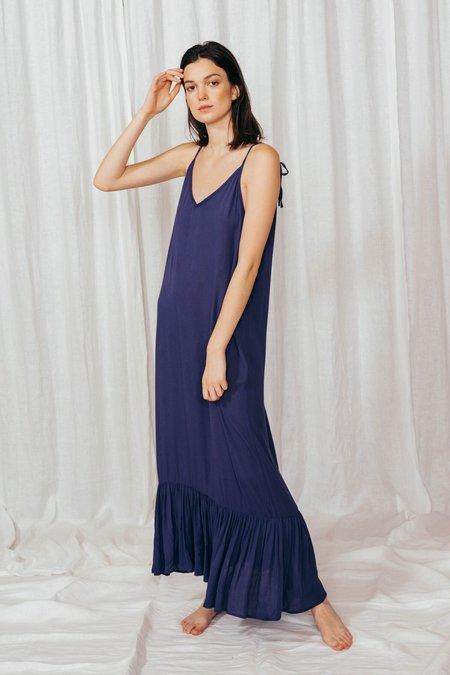 sunad Rosario Dress - Marino