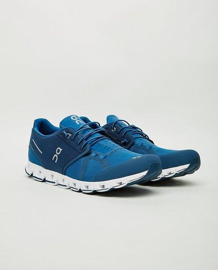 ON. Cloud Sneakers - Denim Blue