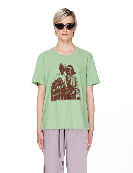 Undercover Printed T-Shirt - Green