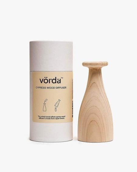 Vorda Japanese Cypress Wood Diffuser