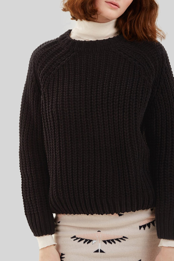 Kitsune Chunky Pullover | AV
