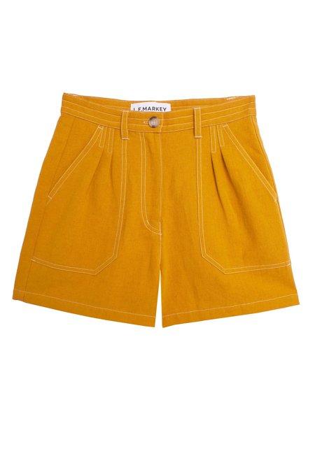 L.F.Markey Manuel Shorts - Mustard