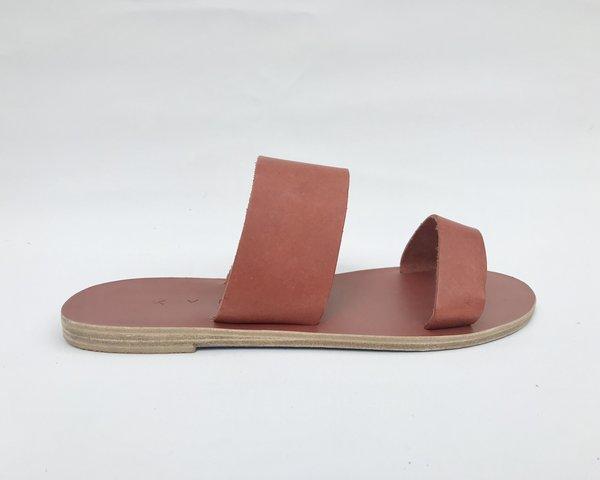 KYMA Delos Sandals - rust