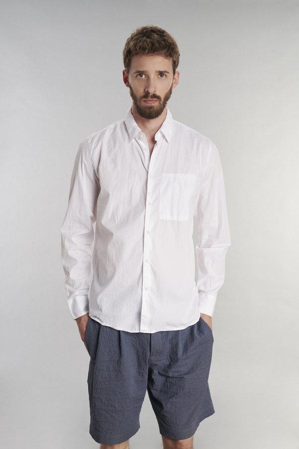 Delikatessen Organic Cotton Feel Good Shirt - White